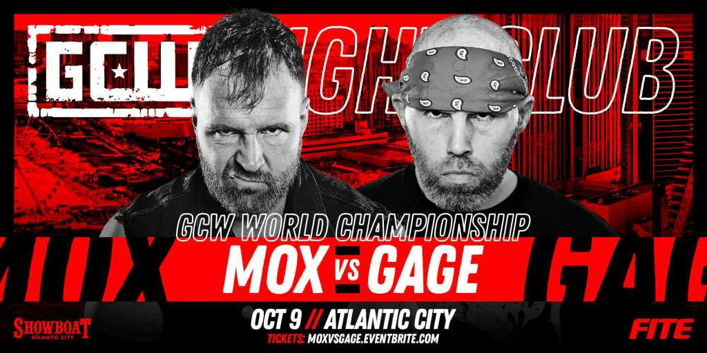 moxley vs Cage