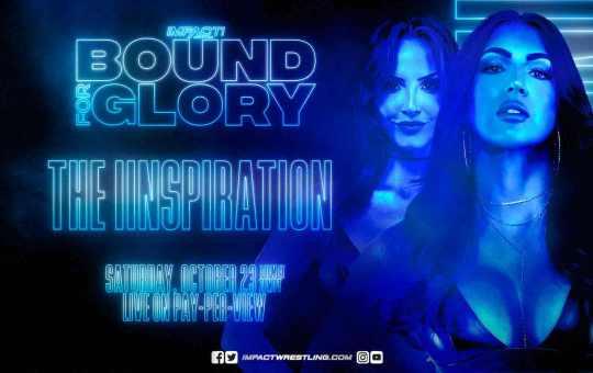 The IInspiration estará en Bound For Glory