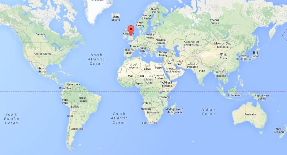 londres mapa mundo Mapa Mundo Inglaterra   MundoXDescubrir ¿Te lo vas a perder? londres mapa mundo