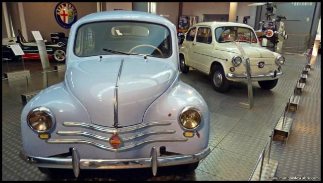 Museo de coches España