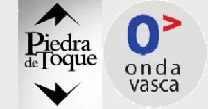 Logo Piedra de toque onda vasca