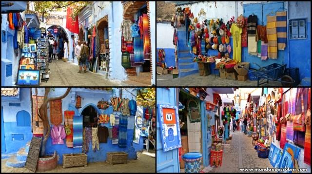 Collage Tiendas