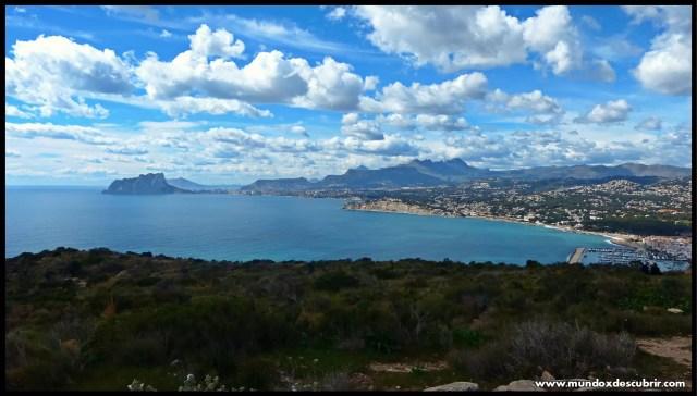 Cap d'Or - Provincia de Alicante