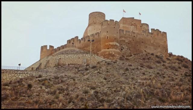 Castillo de Biar - Provincia de Alicante