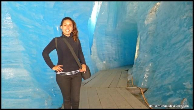 Glaciar de Ródano