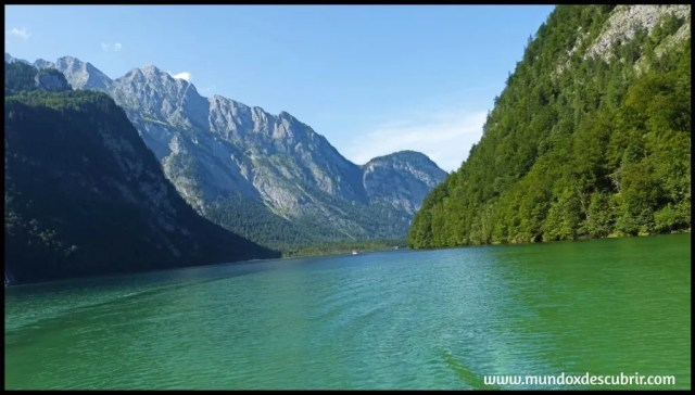 Lago konigssee