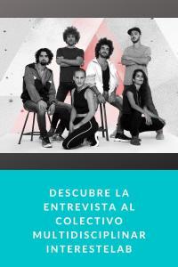 Descubre la entrevista al colectivo multidisciplinar Interestelab