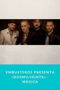 Embusteros presenta «Dosmilveinte» - Música