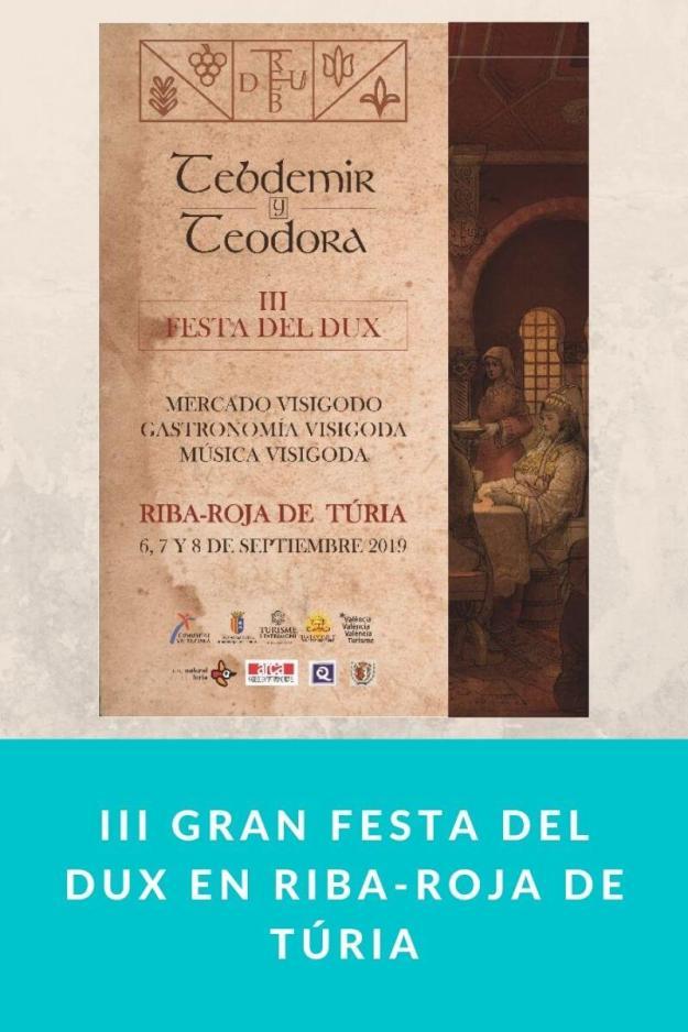 III Gran Festa del Dux en Riba-roja de Túria