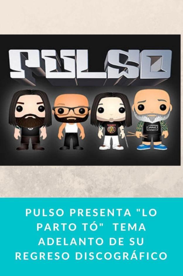 Pulso presenta «Lo parto tó»  tema adelanto de su regreso discográfico