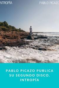 Pablo Picazo publica su segundo disco, Intropía