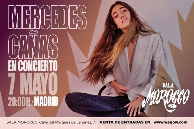 Concierto Mercedes Cañas