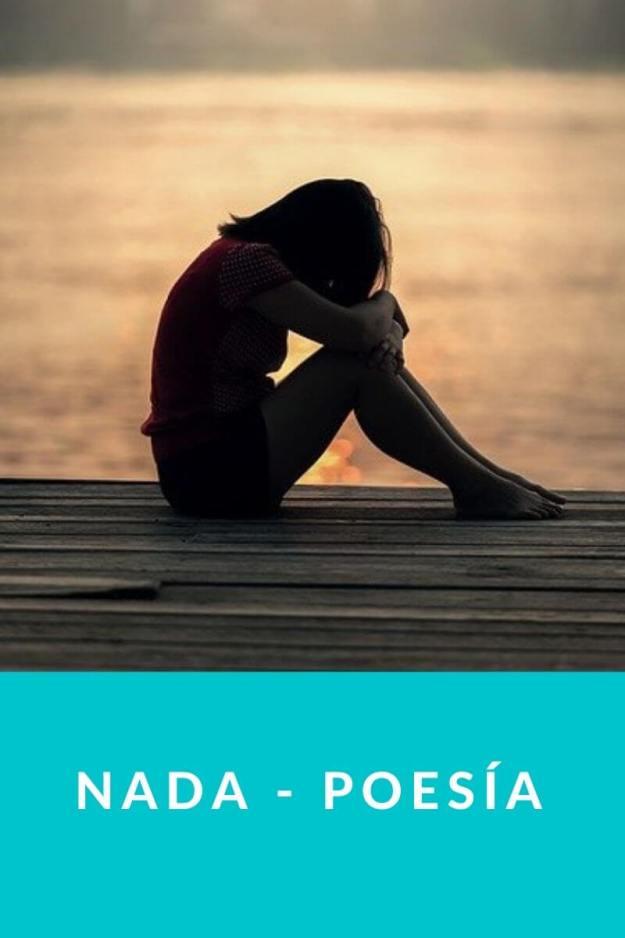 Nada – Poesía