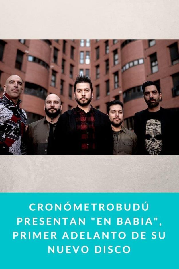 Cronómetrobudú presentan «En Babia», primer adelanto de su nuevo disco