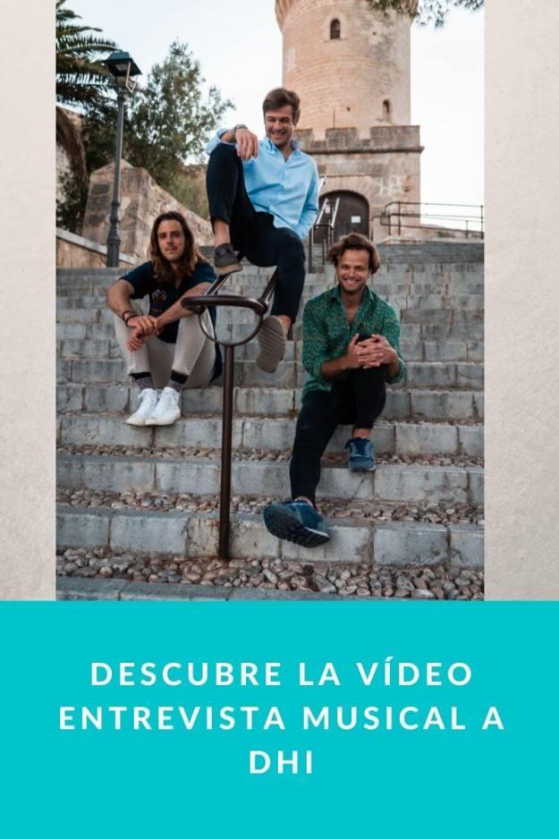 Descubre la Vídeo entrevista musical a DHI