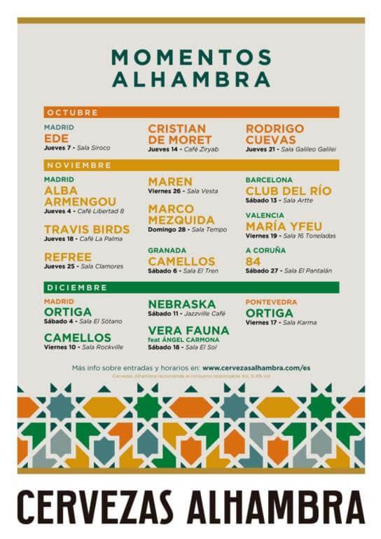 momentos Alhambra