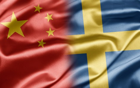 Sweden's Sino-Strategy