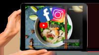 Logo reklamevideo