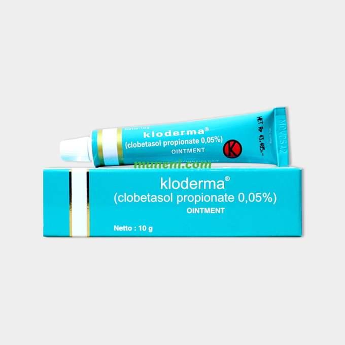 kloderma clobetasol propionate oinment 0.05