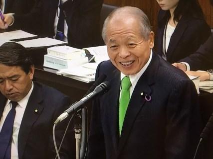 令和2年1月30日(木)13:07~13:47 鈴木宗男 NHK国会中継参議院予算委員会で質問します
