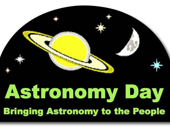 Astronomy Day to be Held Saturday