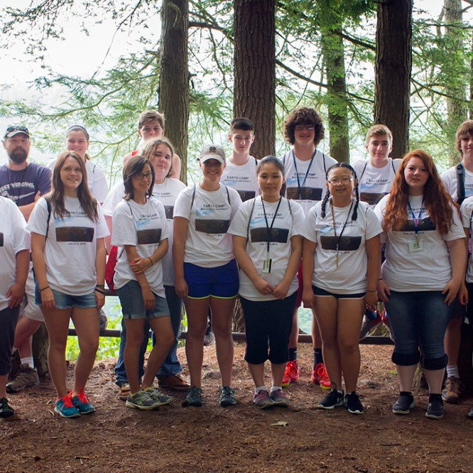 Earth Camp Enjoys Second Successful Year