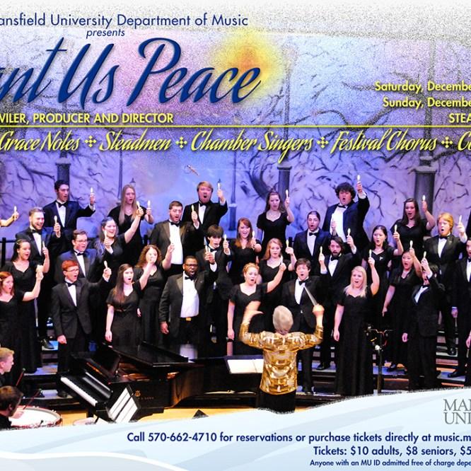 Holiday Concerts Set for December 3-4