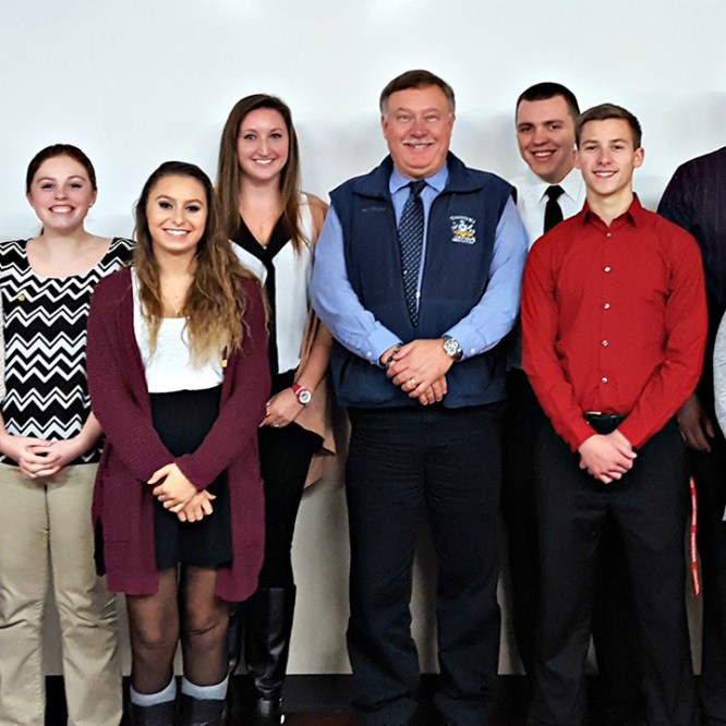 Lycoming County Coroners Speak with MU Students