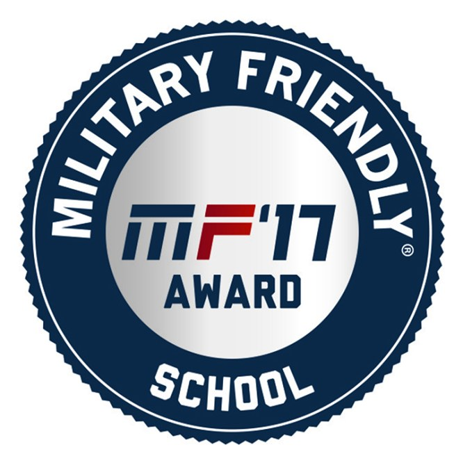 MU Receives Military Friendly Designation