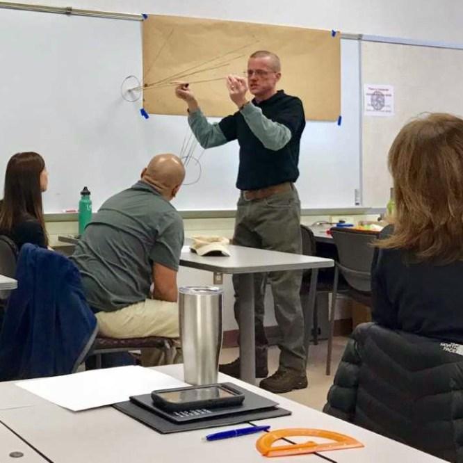 MU Instructor Trains FBI Agents
