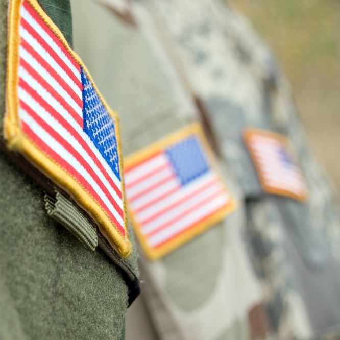 Mansfield Receives Military Friendly Designation for Tenth Consecutive Year