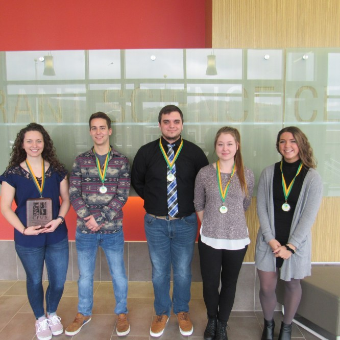 Mansfield University Biology and Chemistry Students Excel at State Conference