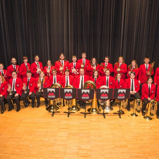 Mansfield University Mountaineer Brass Band to Salute Veterans with Concert  at VA Hospital in Bath, N.Y.