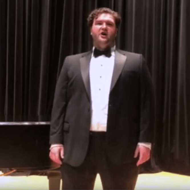 Mansfield University voice students win recognition at NATS Auditions