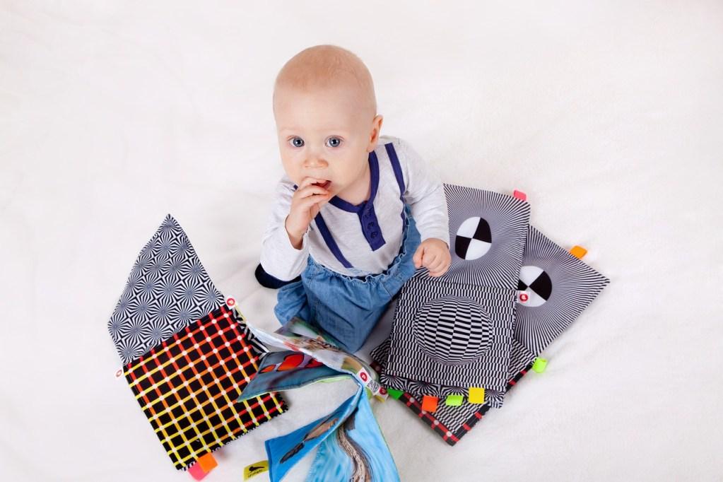 Jak zrobić zabawki sensoryczne