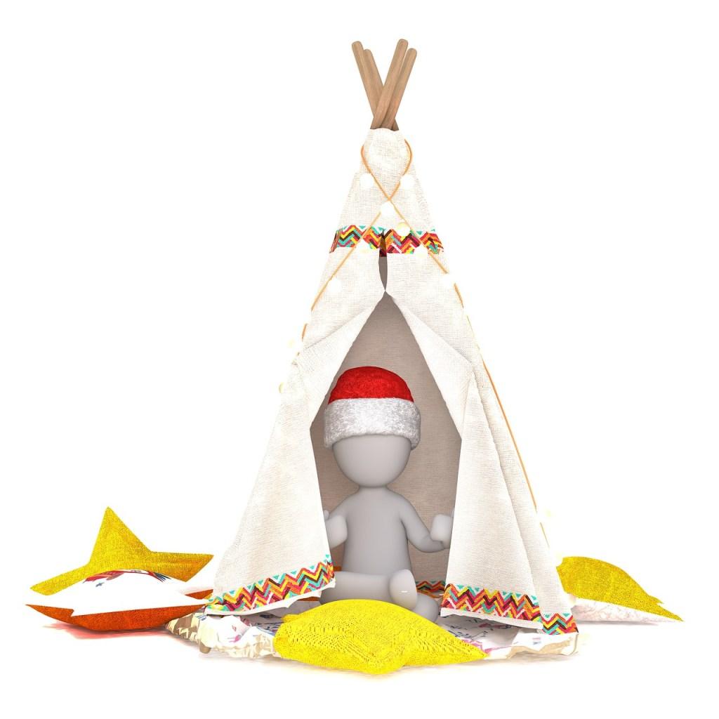 Namiot dziecięcy TIPI