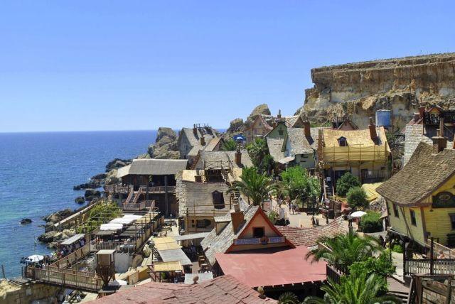 Visita a Popeye Village
