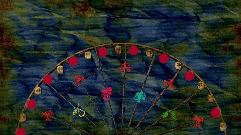 munich artists Sam Malviya day 3 ferris wheel