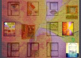 Munich Artists Bobbie Dunn-Komarek - Windows- Day 1