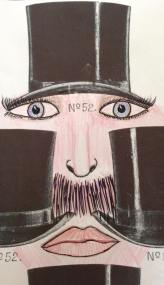 Munich Artists Katrin Klug - Day 7 - Hats