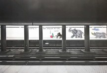 Munich Artists Gabriela Popp - Subway Jane