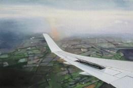 Munich Artists Michaela Wuehr-Airborn -420Euro - 30x20cm