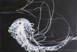 Michaela Wuehr - Jellyfish-380Euro-30x20cm