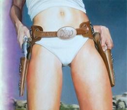 Michaela Wuehr - Rosy Park - 2200Euro - 80cm x70cm