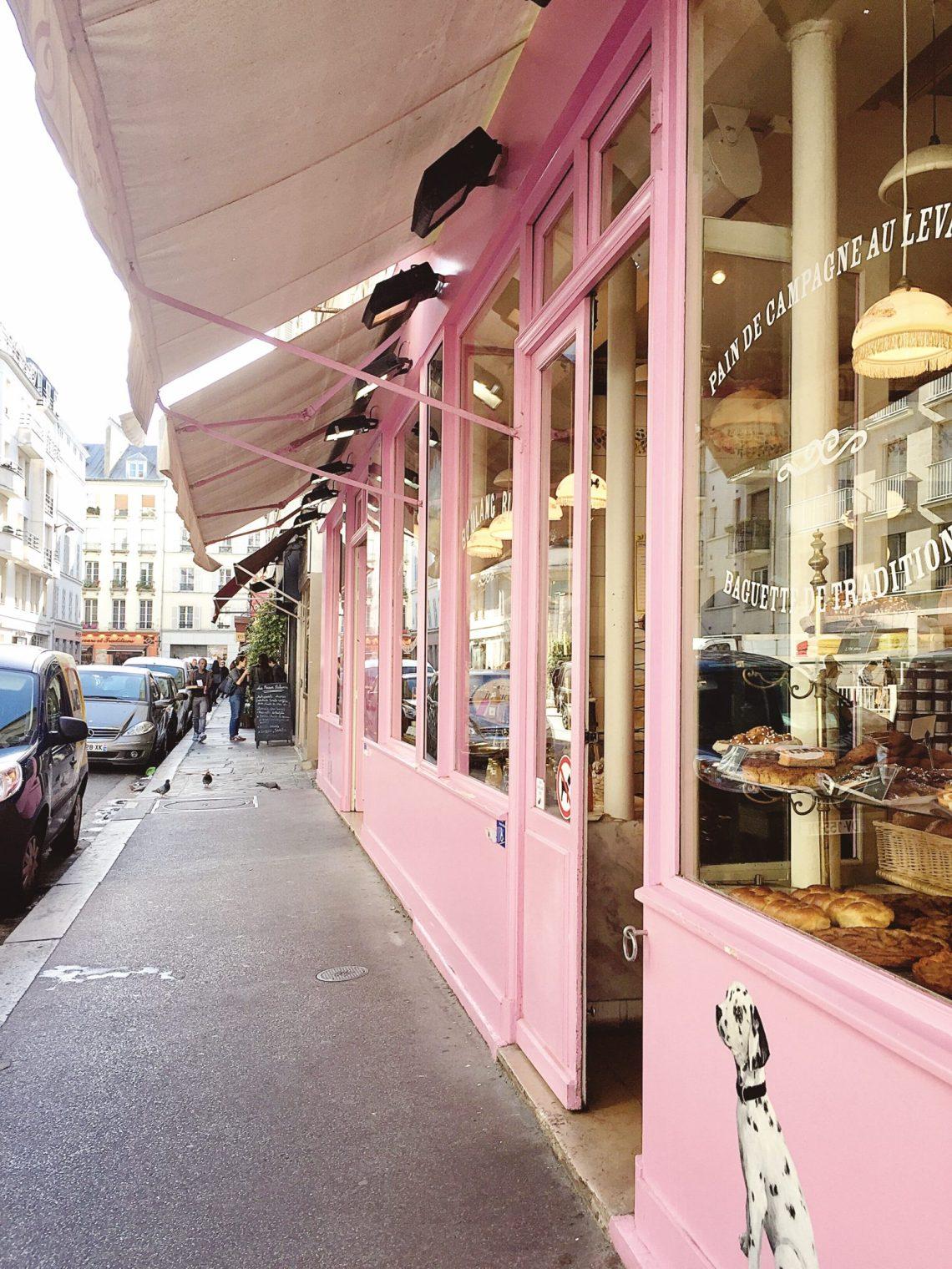 St. Germaine Paris neighborhood