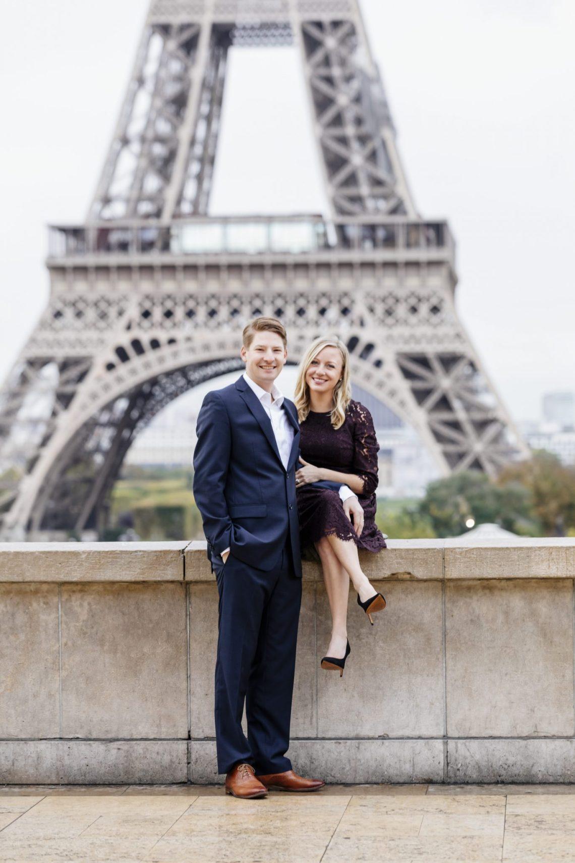 Fall in paris picture ideas