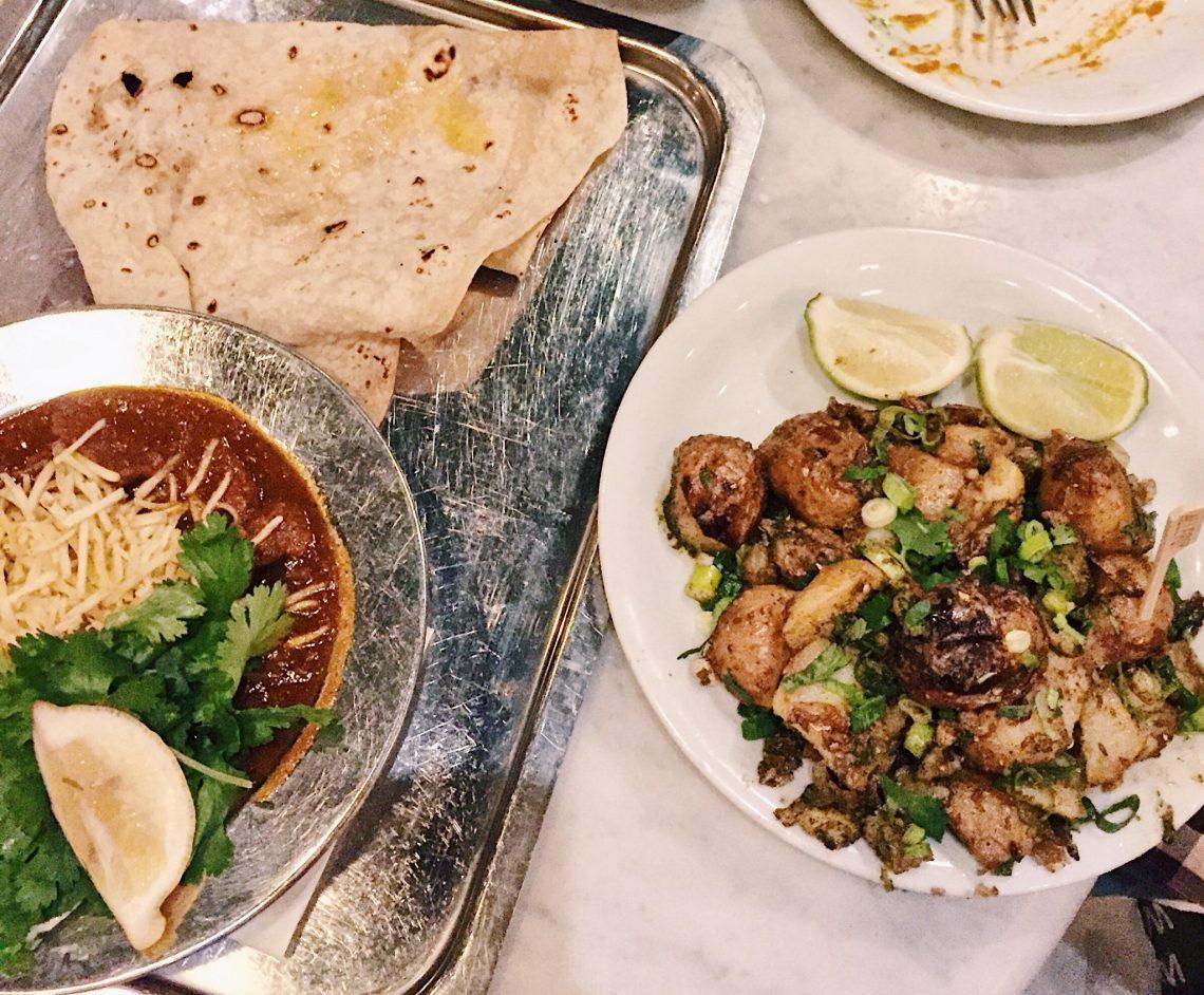 Dishoom Indian food london