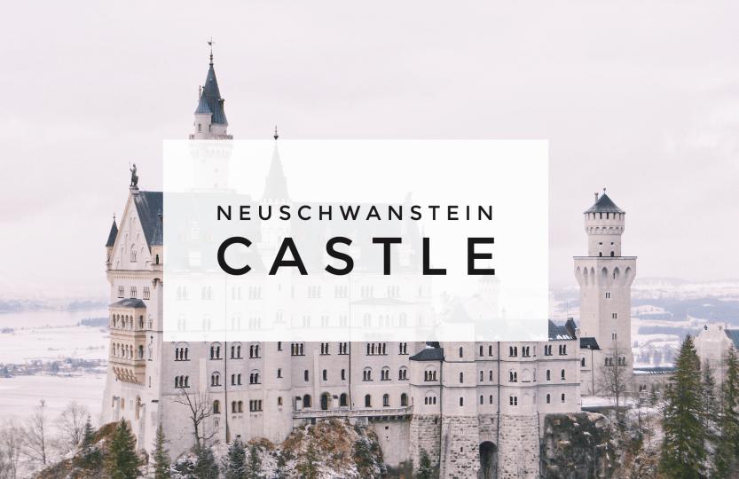 neuschwanstein castle- full gudie