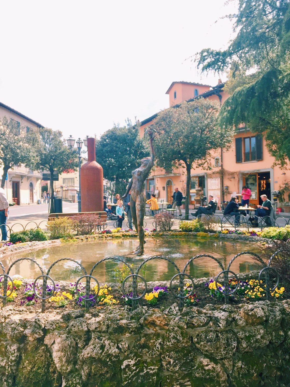 Panzano, Italy