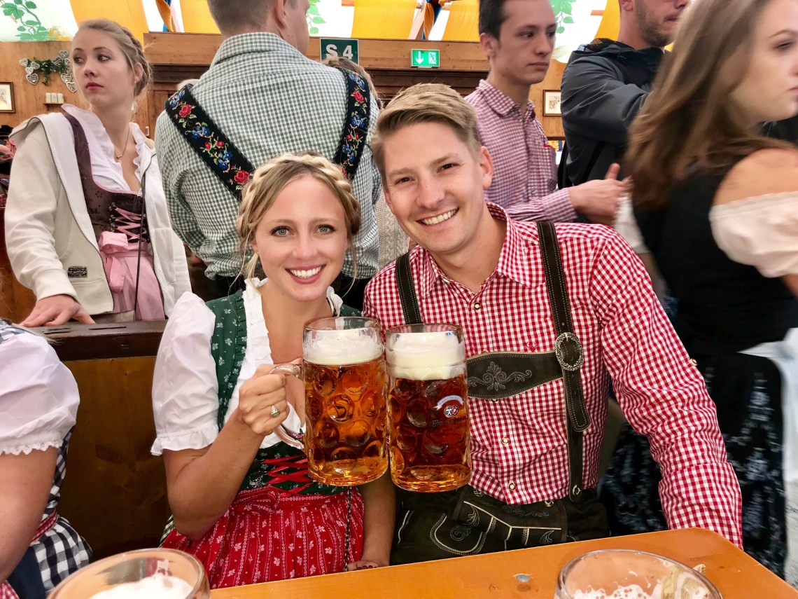 Oktoberfest in Munich, Germany 24-09-2018-23-07-01
